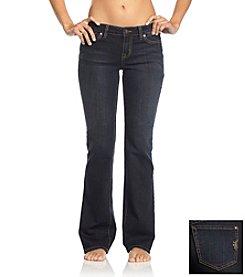 Jessica Simpson Mariana Stanton Rockin' Curvy Bootcut Jeans
