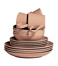 Gordon Ramsay Maze Taupe by Royal Doulton® 16-pc. Dinnerware Set
