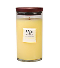 WoodWick® Buttercream Jar Candle by Virginia Candle Company™