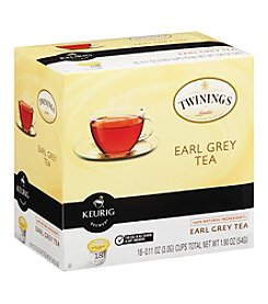 Keurig Twinings of London™ Earl Grey Tea 18-pk. K-Cup® Portion Pack