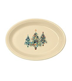 Fiesta® Dinnerware Christmas Tree Platter