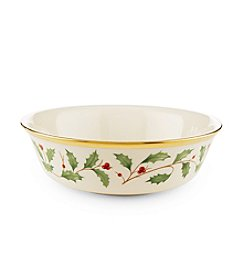 Lenox® Holiday All-Purpose Bowl