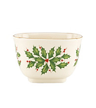 Lenox® Holiday Nut Bowl