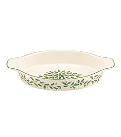 Lenox® Holiday Oval Baker