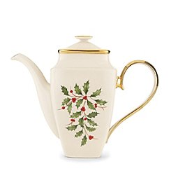 Lenox® Holiday Square Coffeepot