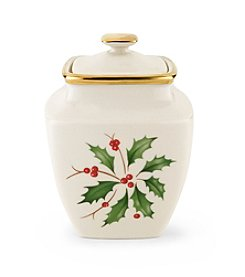 Lenox® Holiday Square Covered Sugar Bowl