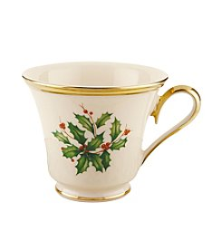 Lenox® Holiday Teacup