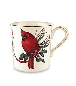 Lenox® Winter Greetings® Cardinal Accent Mug
