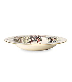 Lenox® Winter Greetings® Rim Soup Bowl