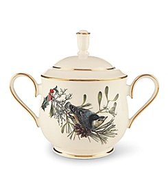 Lenox® Winter Greetings® Covered Sugar Bowl