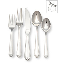 Ginkgo® Bonnie 45-pc. Flatware Set