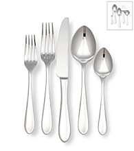 Ginkgo® Linden 45-pc. Flatware Set