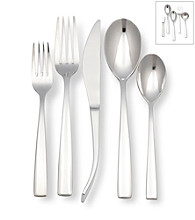 Ginkgo® President 45-pc. Flatware Set