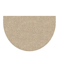 Bungalow Flooring DirtStopper Brown and White 24x39