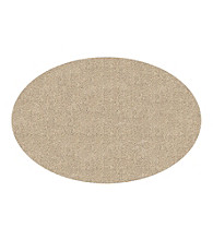 Bungalow Flooring DirtStopper Brown and White 30x46