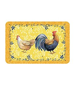 Bungalow Flooring New Wave Gold Rooster Mat