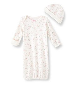 Little Me® Baby Girls' Vintage Rose Gown