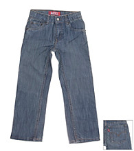 Levi's® Boys' 12M-7 514™ Captain Wash Slim Straight Jeans