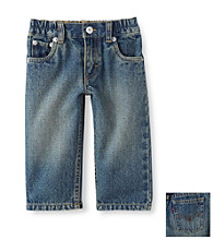 Levi's® Baby Boys' 526™ Medium Wash Loose Straight Jeans