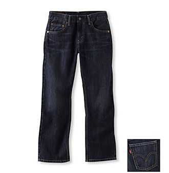 Levi's® 505® Boys' 8-20 Regular Denim Jeans
