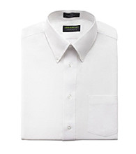John Bartlett Statements Men's White Oxford Dress Shirt