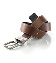 Kenneth Cole REACTION® Men's Reversible Belt - Black/Brown