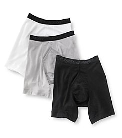 Jockey® Men's 3-Pack Athletic Midway Brief