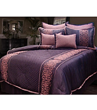 Tarah 8-pc. Comforter Set by Veratex®