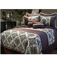 Royalty 8-pc. Comforter Set by Veratex®