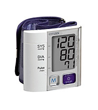 Veridian Healthcare® Citizen Wrist Digital Blood Pressure Monitor