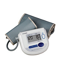 Veridian Healthcare® Citizen Digital Blood Pressure Arm Monitor with Adult Cuffs