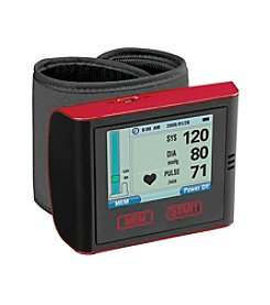 Veridian Healthcare® Advanced Display Deluxe Wrist Digital Blood Pressure Monitor