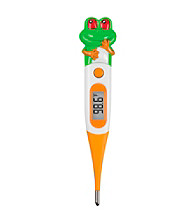 Veridian Healthcare® PediaPets Talking Frog 20-Second Digital Thermometer
