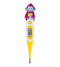 Veridian Healthcare® PediaPets Talking Monkey 20-Second Digital Thermometer