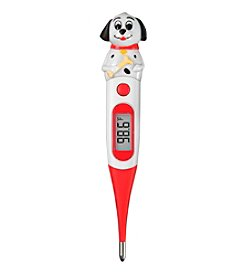 Veridian Healthcare® PediaPets Talking Dog 20-Second Digital Thermometer