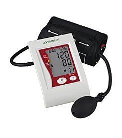 Veridian Healthcare® Semi-Automatic Digital Blood Pressure Arm Monitor - Adult