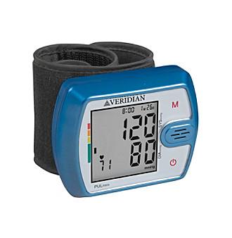 Veridian Healthcare® Talking Ultra Digital Blood Pressure Wrist Monitor