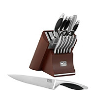 Chicago Cutlery® Landmark 14-pc. Forged Cutlery Set