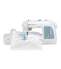 Singer® Futura® XL-400 Embroidery And Sewing Machine