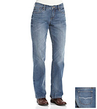 Lucky Brand® Vale Easy Rider Ol' Sun Shower Wash Bootcut Jeans