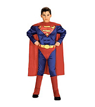 Superman® with Muscle Chest Toddler/Child Costume