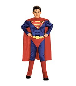 DC Comics® Superman® with Muscle Chest Child Costume