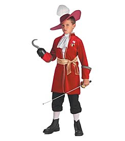 Peter Pan® Disney® Captain Hook Child Costume