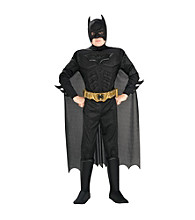 Batman® Dark Knight Deluxe Muscle Chest Batman® Child Costume