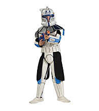 Star Wars® Animated Deluxe Clone Trooper Leader Rex Child Costume