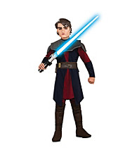 Star Wars® Animated Deluxe Anakin Skywalker Child Costume