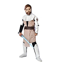 Star Wars® Animated Deluxe Obi Wan Kenobi Child Costume