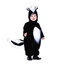 Skunk Child Costume