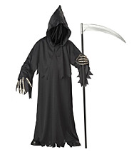 Deluxe Grim Reaper Child's Costume