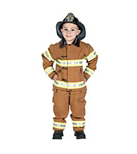 Jr. Firefighter Suit Child's Costume